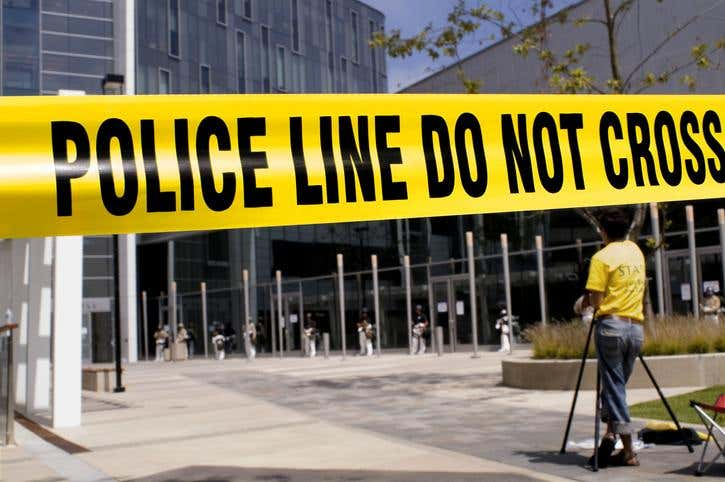 Preparing for an Active Shooter Event