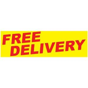 Banner - Free Delivery