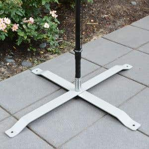 Premium Cross Base for Feather Flags