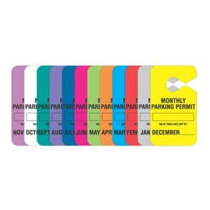 Monthly Parking Permit Kit