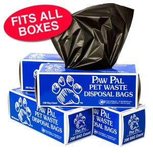 Paw Pal Bags on a Roll