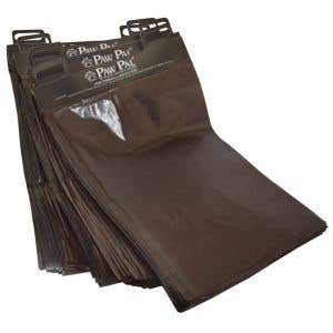 50% thicker than competitors' bags - one bag gets the job done!