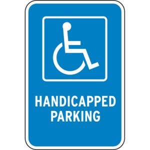 Comply with ADA laws by posting this sign.